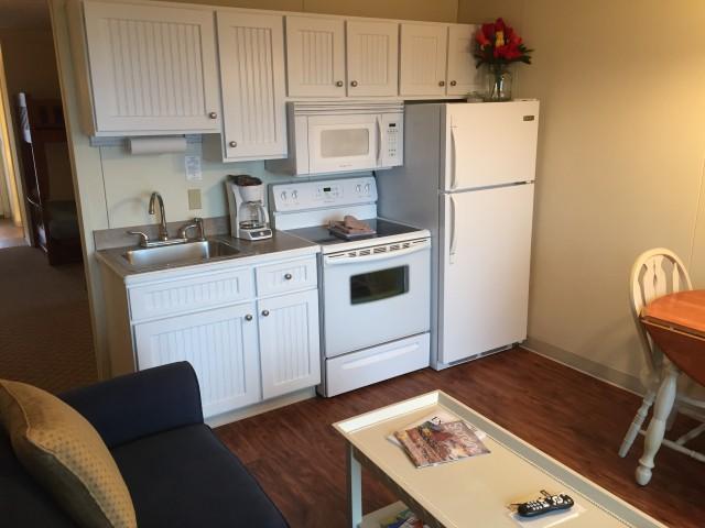 Mini suite full-twin bunk 4